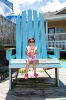 "Lily in the ""Big Chair"""