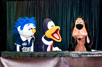 Puppet Show Characters
