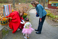 Lily Visits Little Red Riding Hood