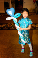Lily with Her Frozen Balloon